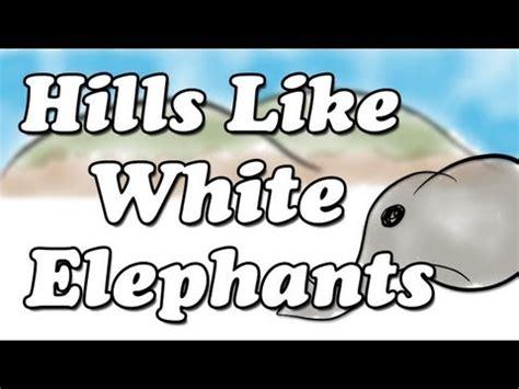 Hills Like White Elephants: An Analysis Narration